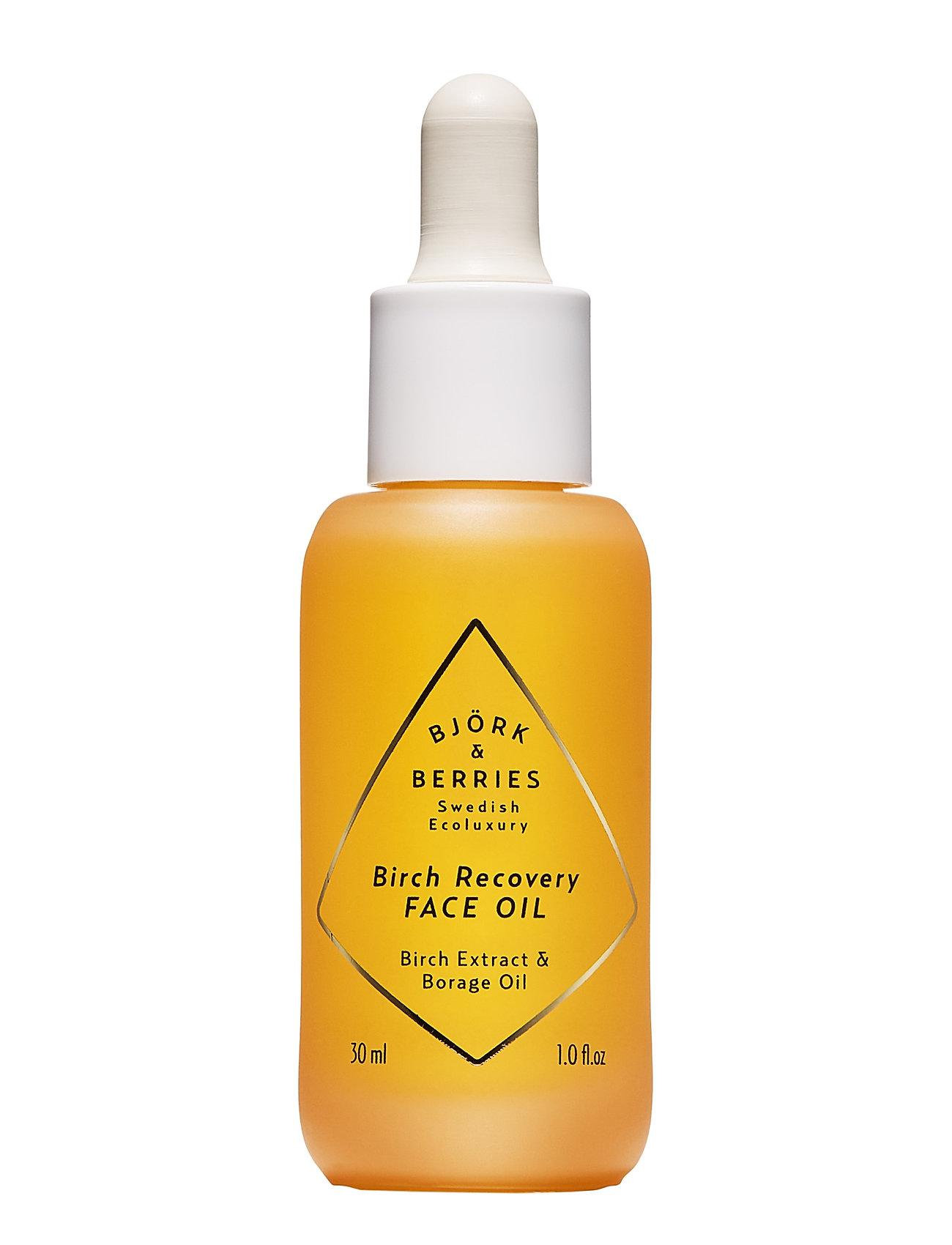 Björk & Berries Birch Recovery Face oil - CLEAR