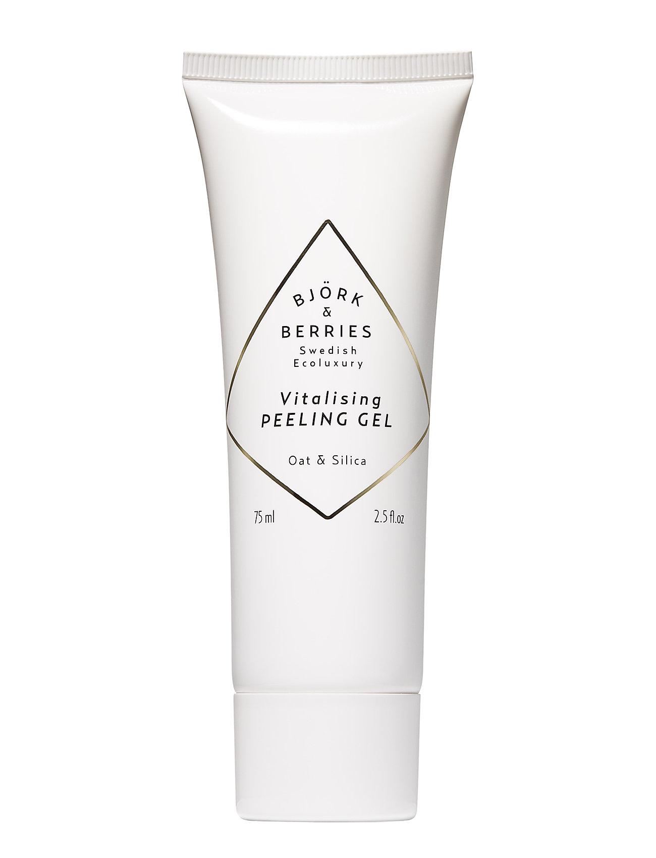 Image of Vitalising Peeling Gel Beauty WOMEN Skin Care Face Peelings Nude Björk & Berries (3305405537)