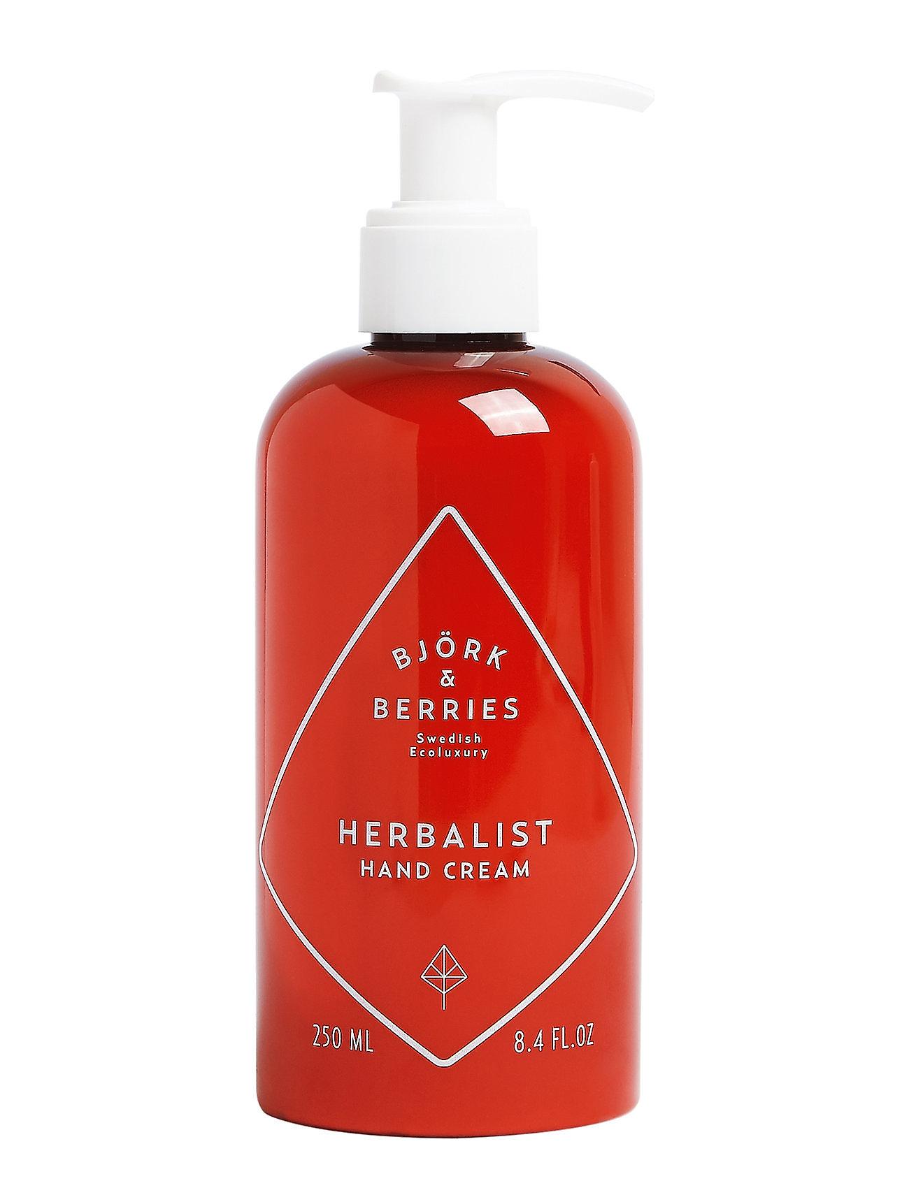 Image of Herbalist Hand Cream Beauty WOMEN Skin Care Hand Cream & Foot Cream Nude Björk & Berries (3176748317)