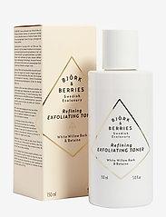 Björk & Berries - Refining Exfoliating Toner - skintonic & toner - clear - 1