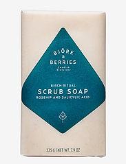 Björk & Berries - Exfoliating Bath Soap - bad & dusj - clear - 2