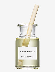 Björk & Berries - White Forest Reed Diffuser - duft - no colour - 0
