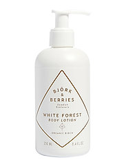 Björk & Berries White Forest Body Lotion - CLEAR