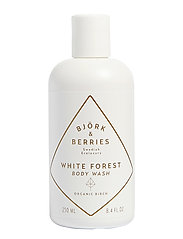 Björk & Berries White Forest Body Wash - CLEAR