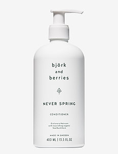Never Spring Conditioner - balsam - no colour