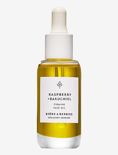 Raspberry Face Oil - ansigtsolier - no colour