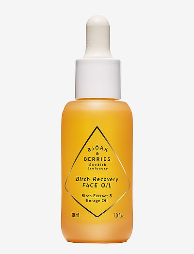Birch Recovery Face oil - kasvoöljyt - clear