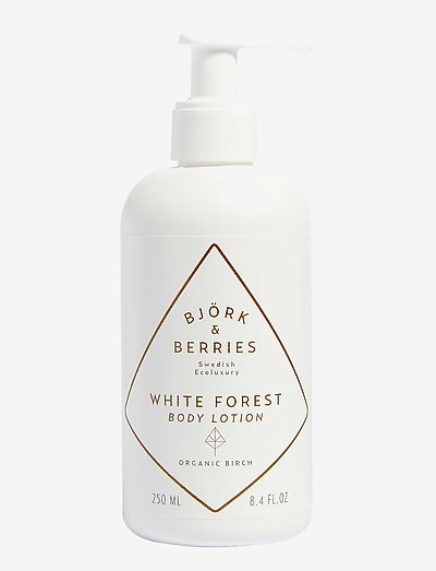 White Forest Body Lotion - CLEAR