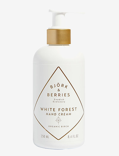 White Forest Hand Cream - CLEAR