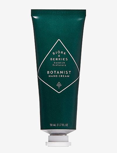 Botanist Hand Cream - handkräm & fotkräm - no colour