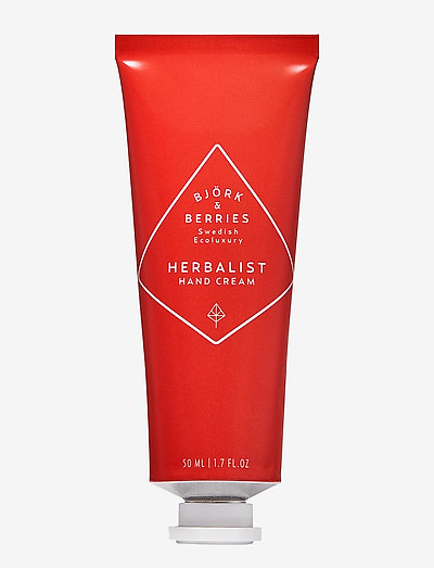 Herbalist Hand Cream - håndcreme & fodcreme - no colour