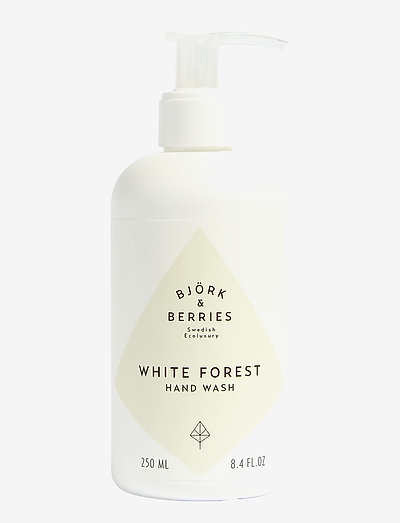 White Forest Hand Wash - CLEAR