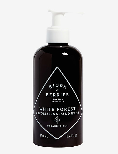 White Forest Exfoliating Hand Wash - CLEAR