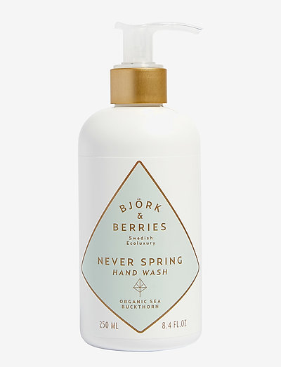 Never Spring Hand Wash - CLEAR