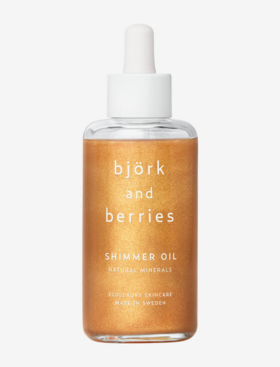 Shimmer Oil - vartaloöljyt - no colour