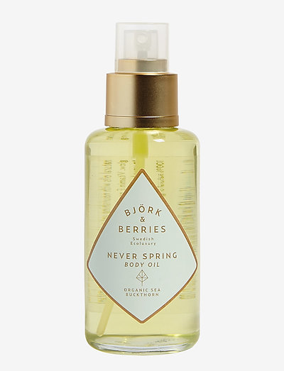 Never Spring Body Oil - CLEAR
