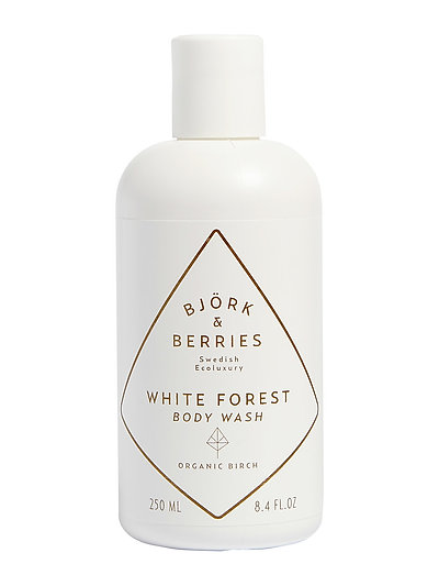 White Forest Body Wash - CLEAR