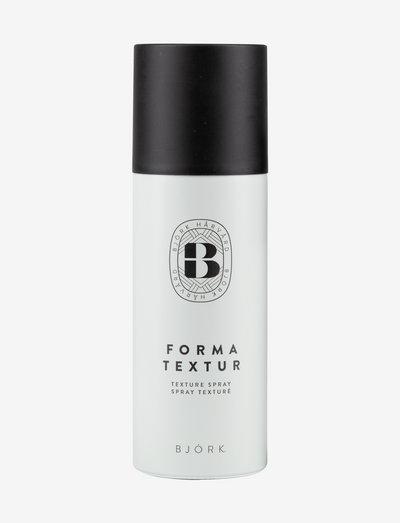 Forma Textur - torrschampo - clear
