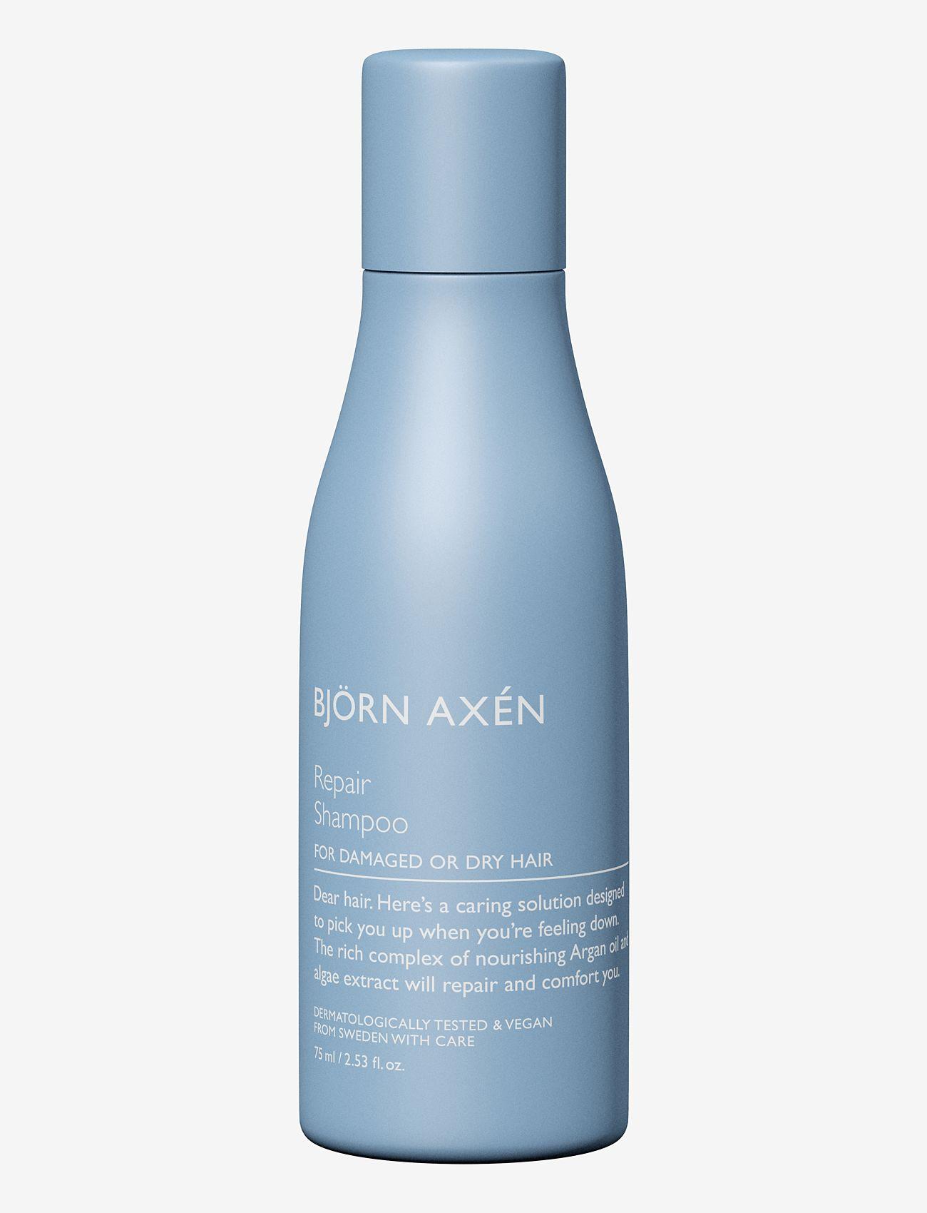 Björn Axén - Repair Shampoo 75 ml - shampo - no colour - 0