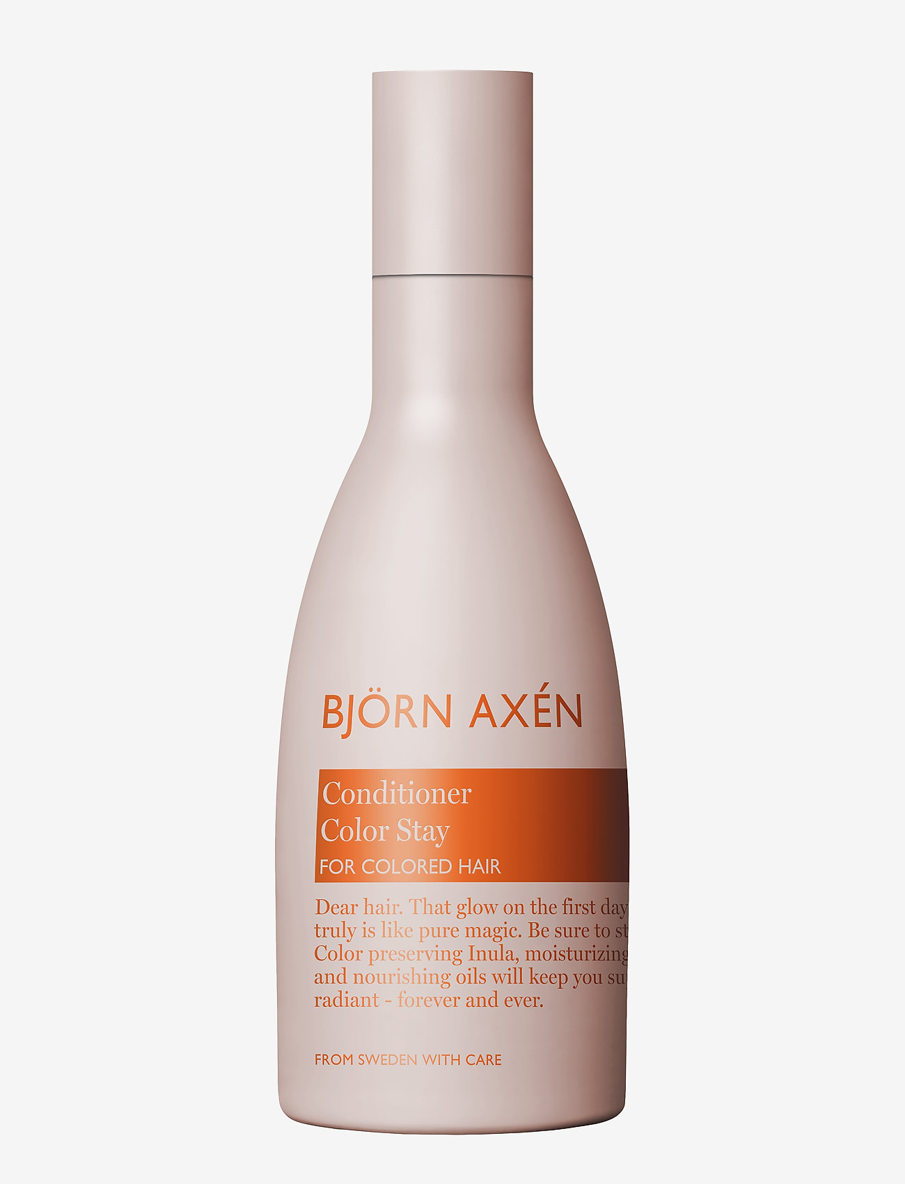 Björn Axén - Color Stay Conditioner 250 ml - balsam - no colour - 0