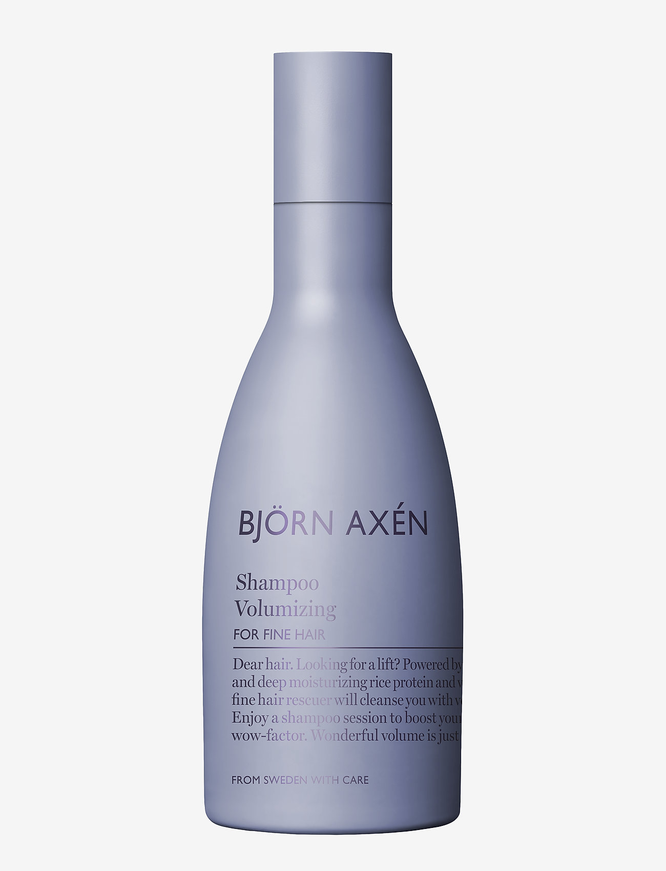 Björn Axén - Volumizing Shampoo 250 ml - shampoo - no colour - 0