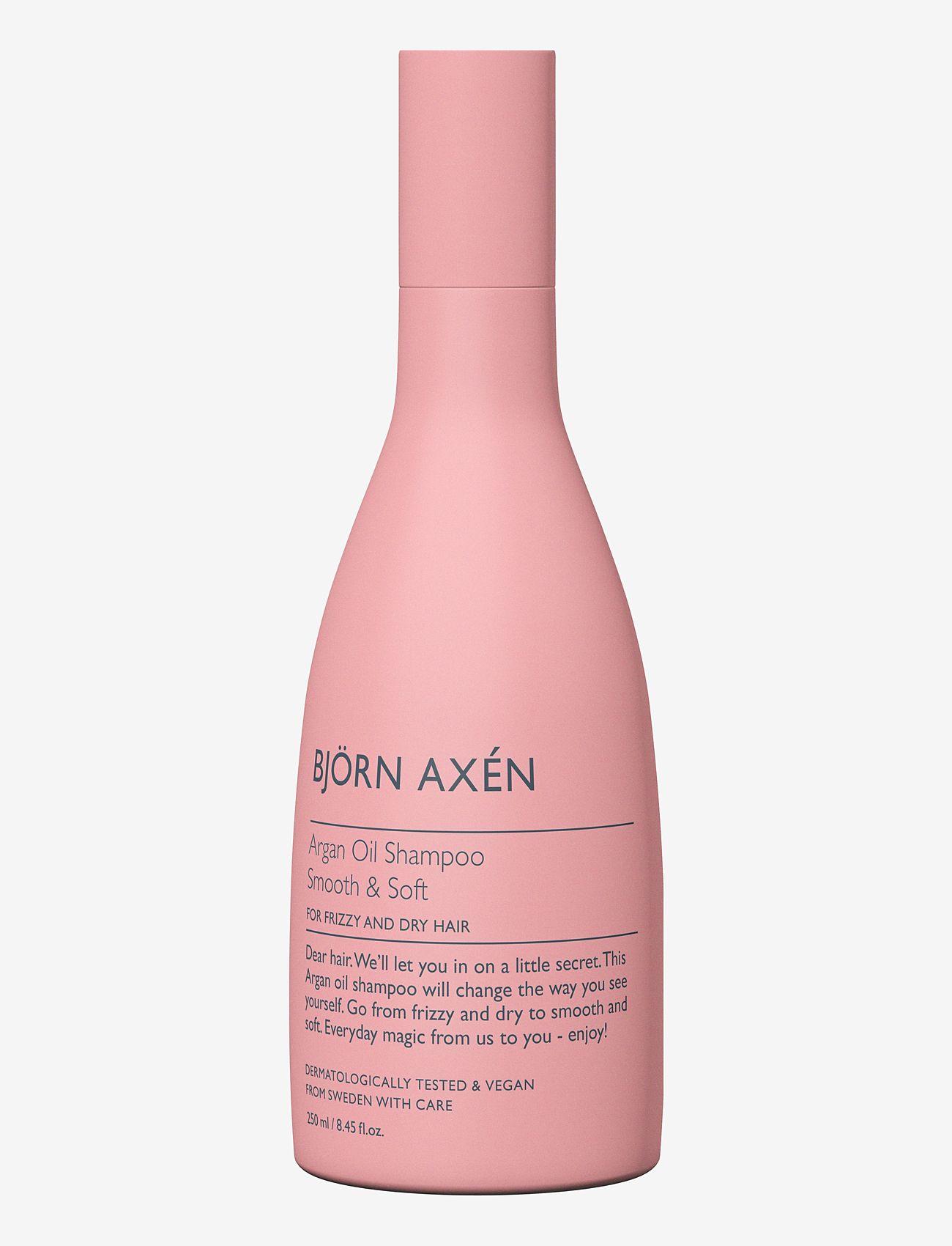 Björn Axén - Argan Oil Shampoo, 250 ml - shampoo - no colour - 0