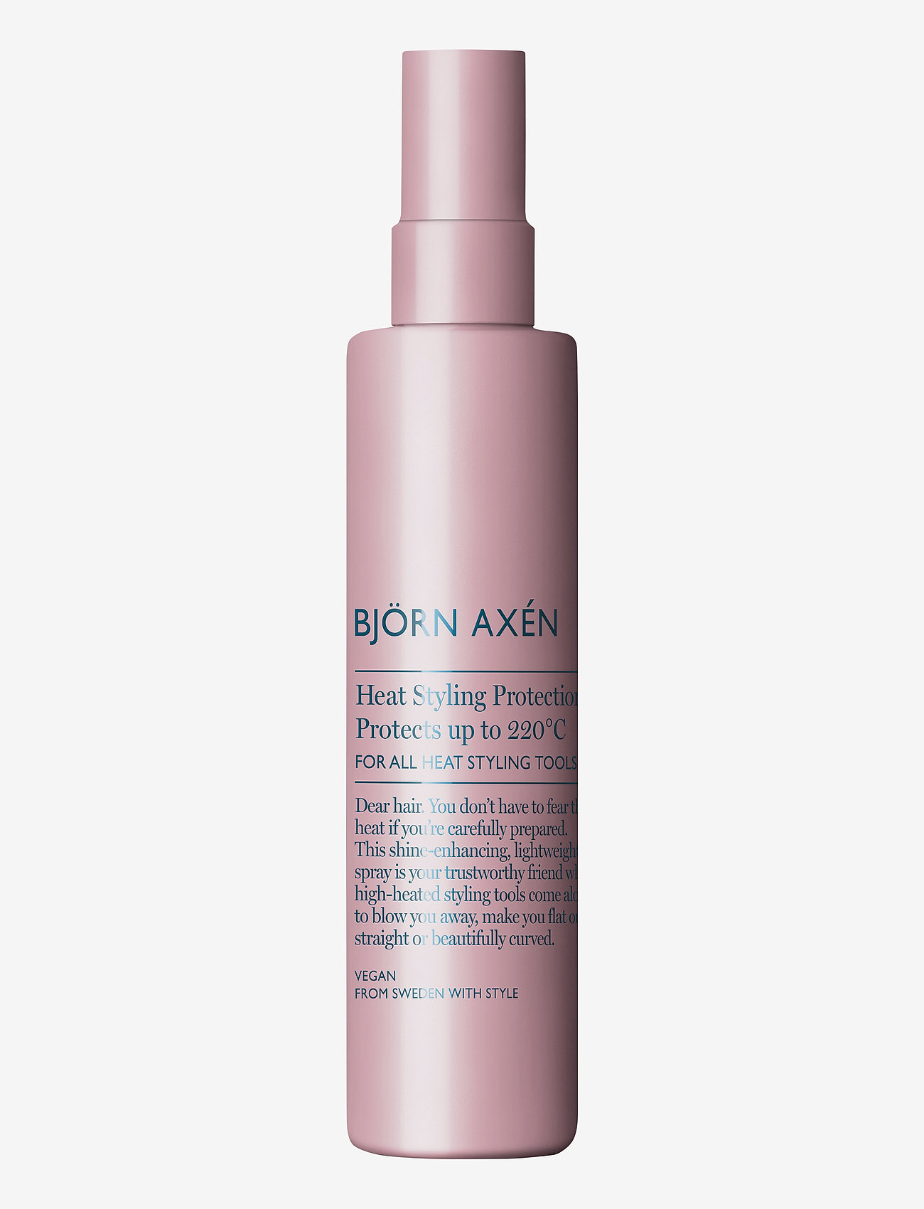 Björn Axén - Heat Styling Protection 150 ml - värmeskydd - no colour - 0
