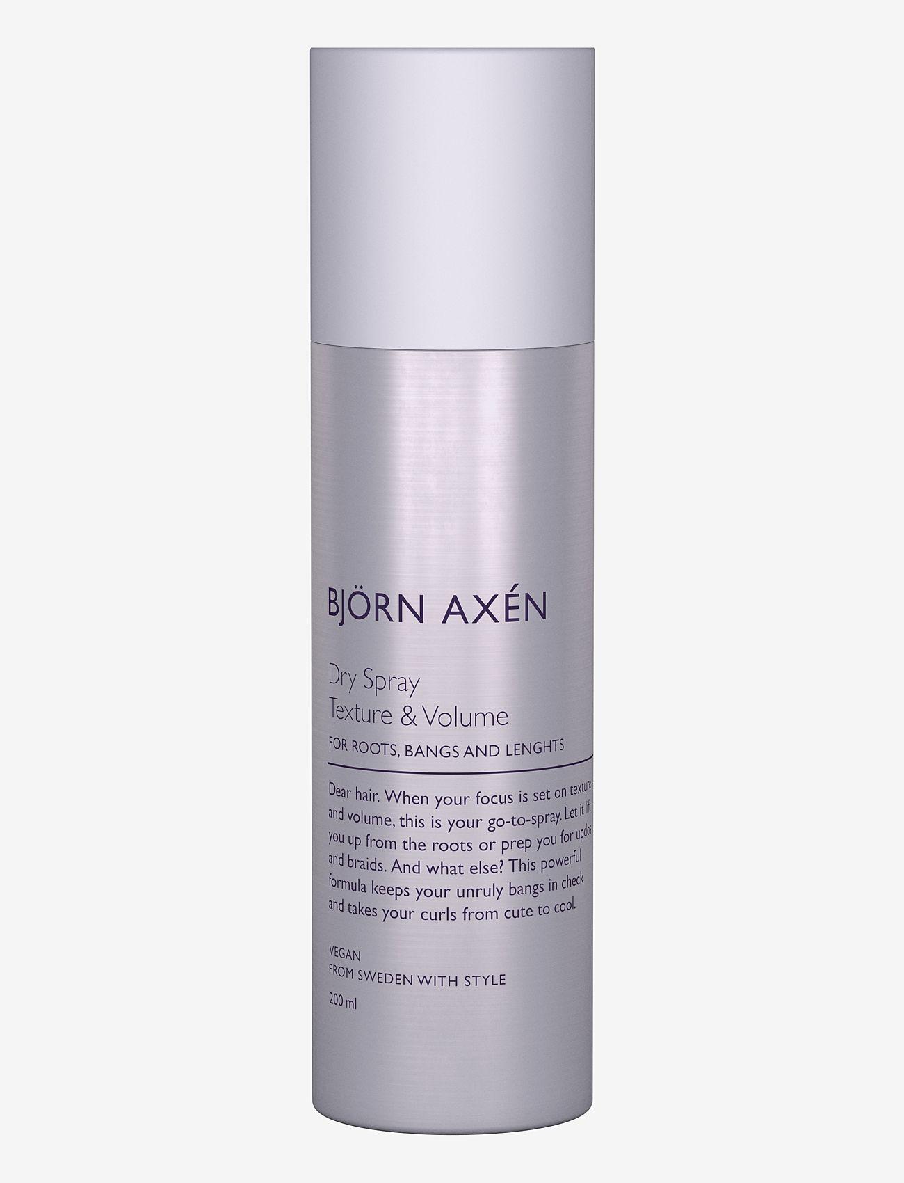 Björn Axén - Texture & Volume Dry Spray 200 ml - spray - no colour - 0