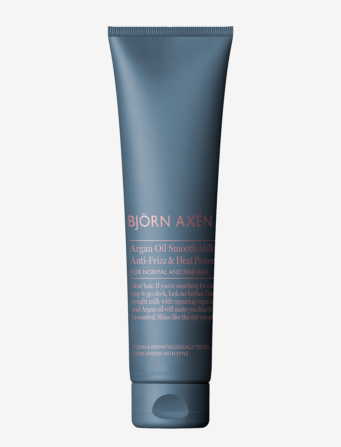 Björn Axén - Argan Oil Smooth Milk, 150 ml - muotoiluvoide - no colour