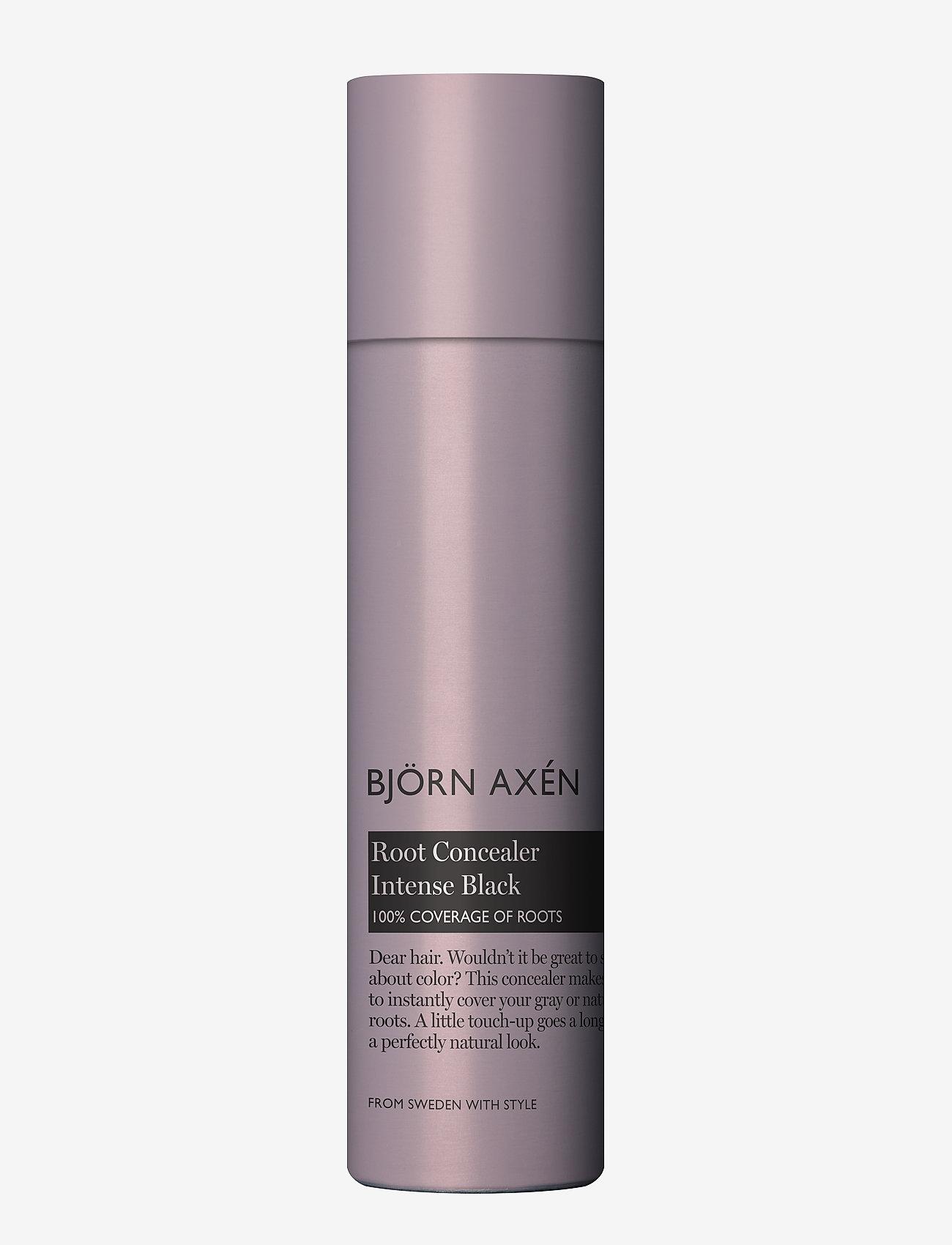 Björn Axén - Root Concealer Intense Black 80 ml - behandling - black - 0