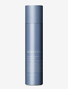 Fixing Hairspray Strong Hold 250 ml - hårspray - no colour