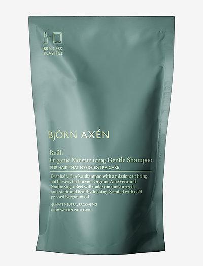 Refill Organic Moisturizing Gentle Shampoo 250 ml - shampo - no colour
