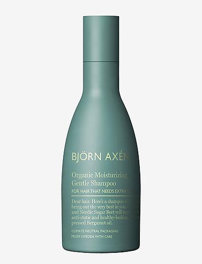 Organic Moisturizing Gentle Shampoo 250 ml - shampo - no colour