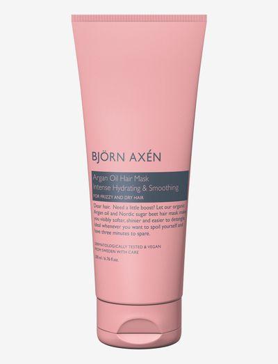 Argan Oil Hair Mask 200 ml - hårmasker - no colour
