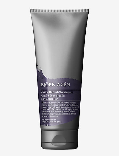 Color Refresh Treatment Cool Silver Blonde 250 ml - behandling - cool silver blonde