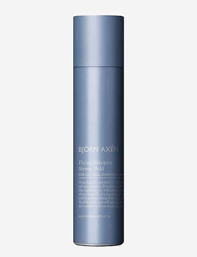 Fixing Hairspray Strong Hold 250 ml - spray - no colour