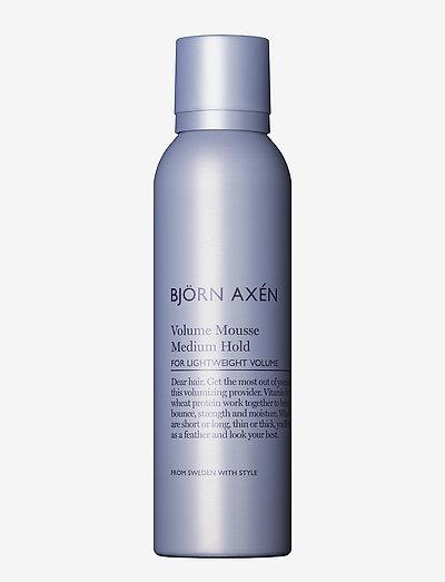 Volume Mousse Medium Strong 200 ml - hårspray - no colour