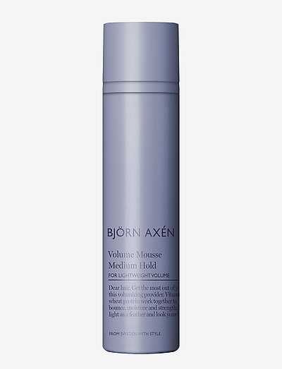 Volume Mousse Medium Hold 80 ml - spray - no colour