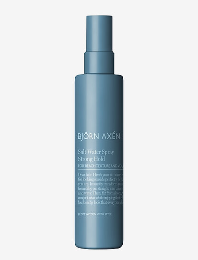 Salt Water Spray Beach Texture & Volume 150 ml - hårspray - no colour