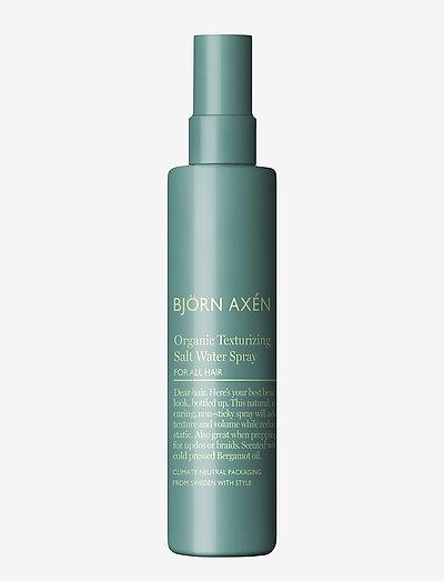Organic Texturizing Salt Water Spray 150 ml - spray - no colour