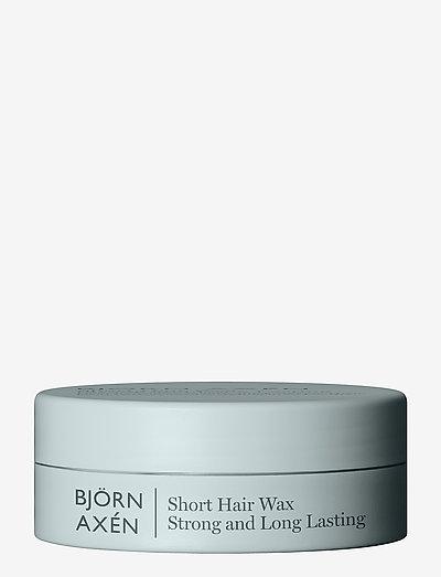 Short Hair Wax 80 ml - paste - no colour