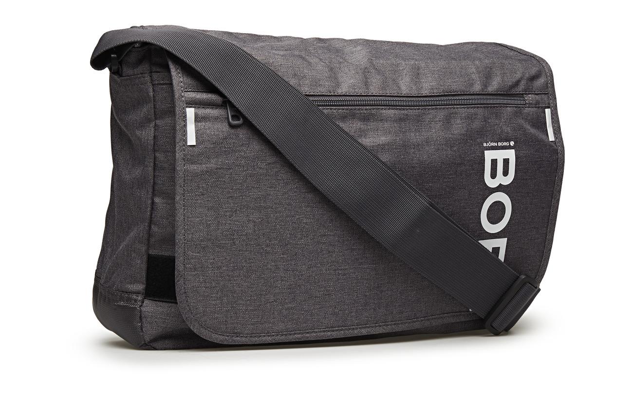 Low Björn Black Nylon Polyester Bags Borg Intérieure Doublure Équipement Flyer 100 ABHqfwH