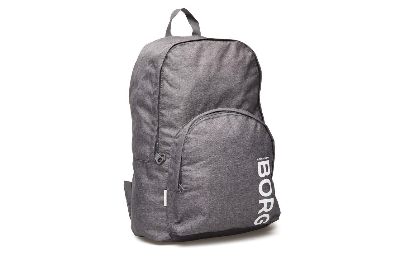 100 Melange Pack Polyester Borg Bags Björn Back Pink twY46