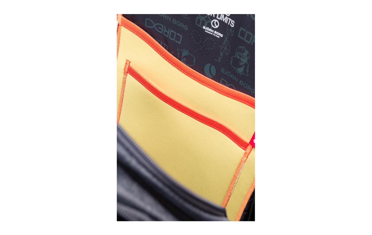 100 Borg Polyester Bags Björn Core Melange Grey wTxUwq4S