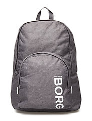 Back pack - GREY MELANGE