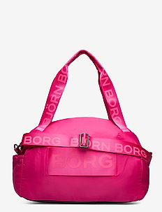 COCO - weekend and gym bags - fuchsia
