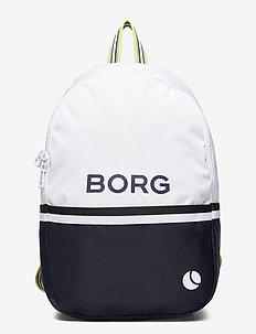 PHILIP - backpacks - navy mix