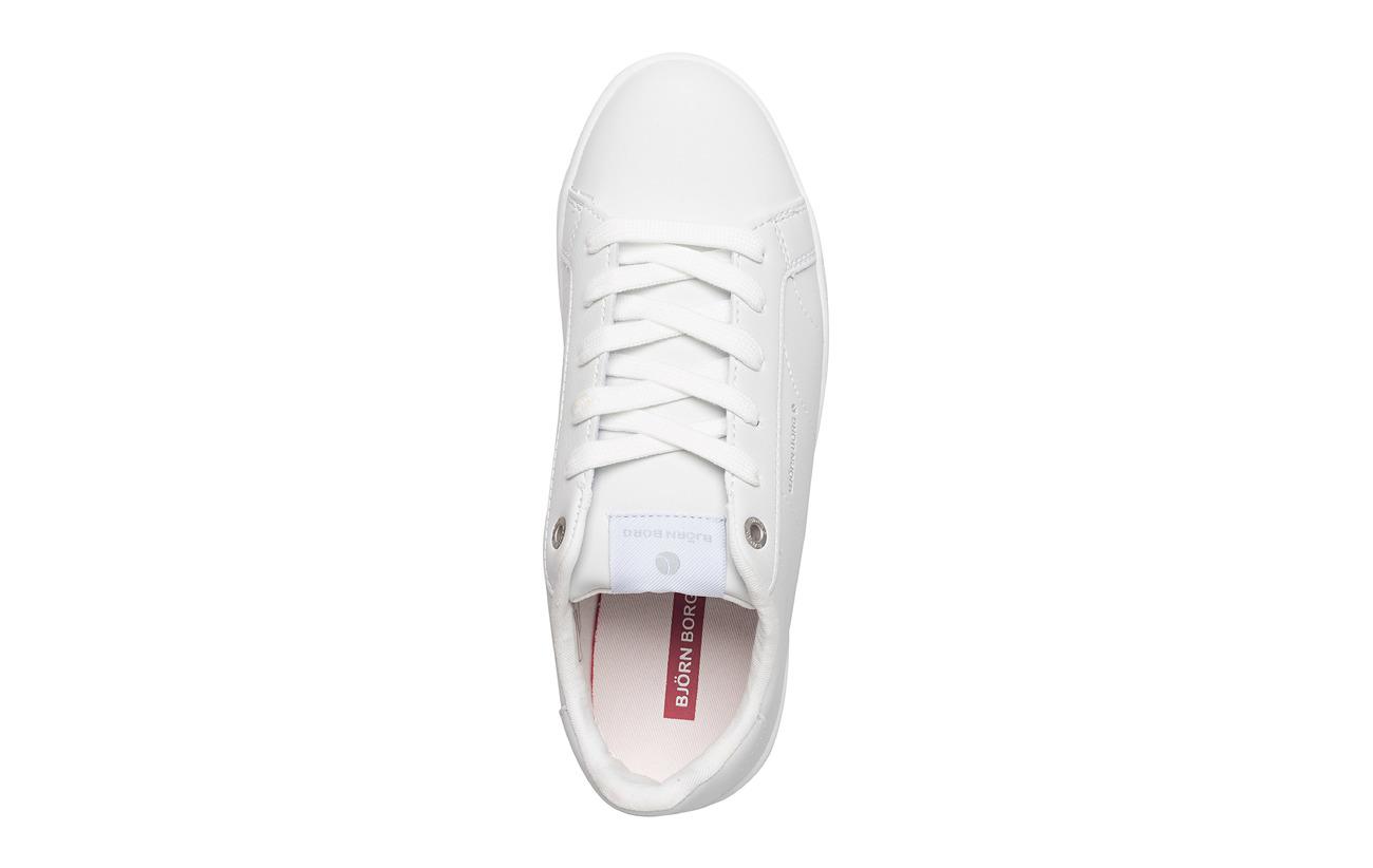 White Extérieure Cls Empeigne T300 Low Björn W navy Textile Intérieure Doublure Borg Synthetic Équipement Semelle Caoutchouc wHU7Xcq