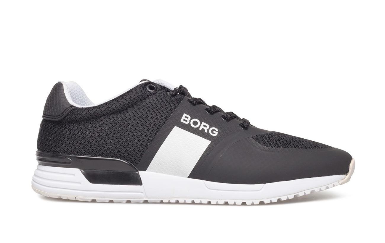 Björn Caoutchouc Black Borg M Équipement Intérieure Extérieure Semelle R100 Empeigne Low Textile Doublure Spt gPngZxqRr