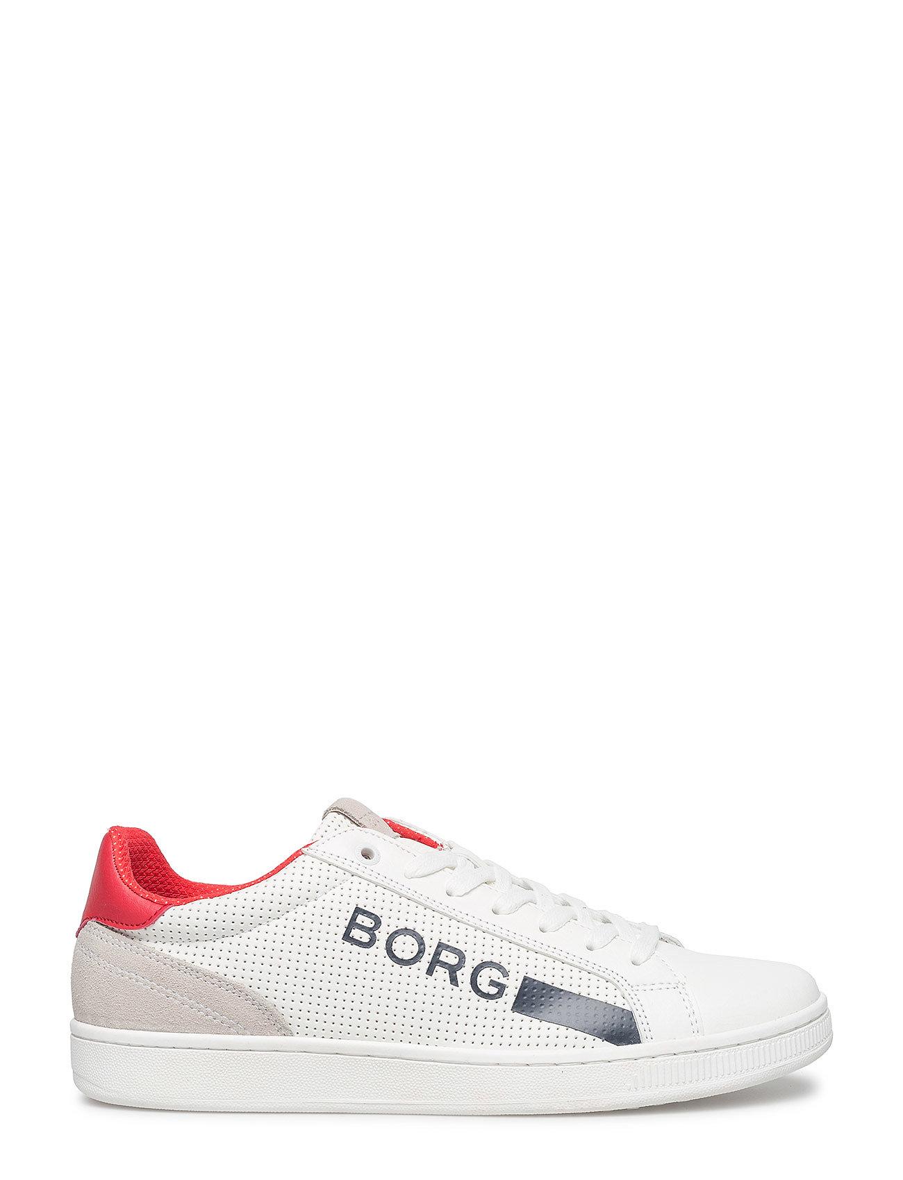 T330 Low Ctr Prf M Low-top Sneakers Hvid Björn Borg